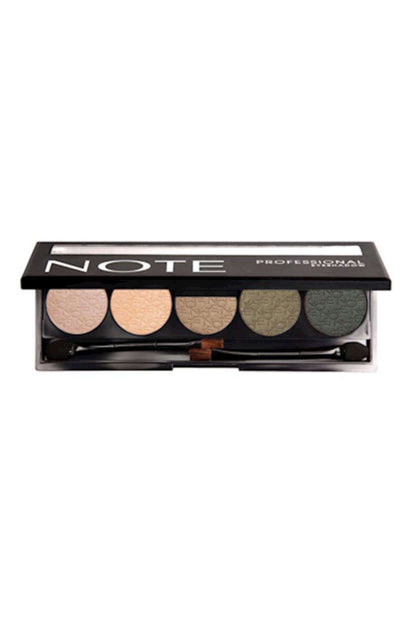 Kölgələr paleti Note Eyeshadow 5-103