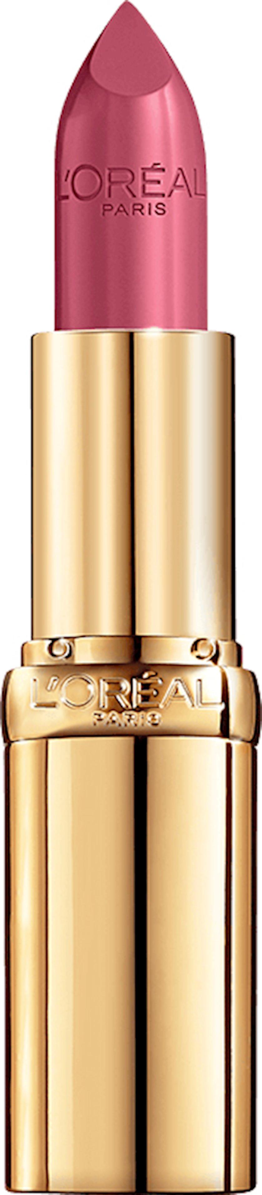 Dodaq üçün pomada L'Oréal Paris Color Riche Shine, çalar 137 Berri Paris, 28 q