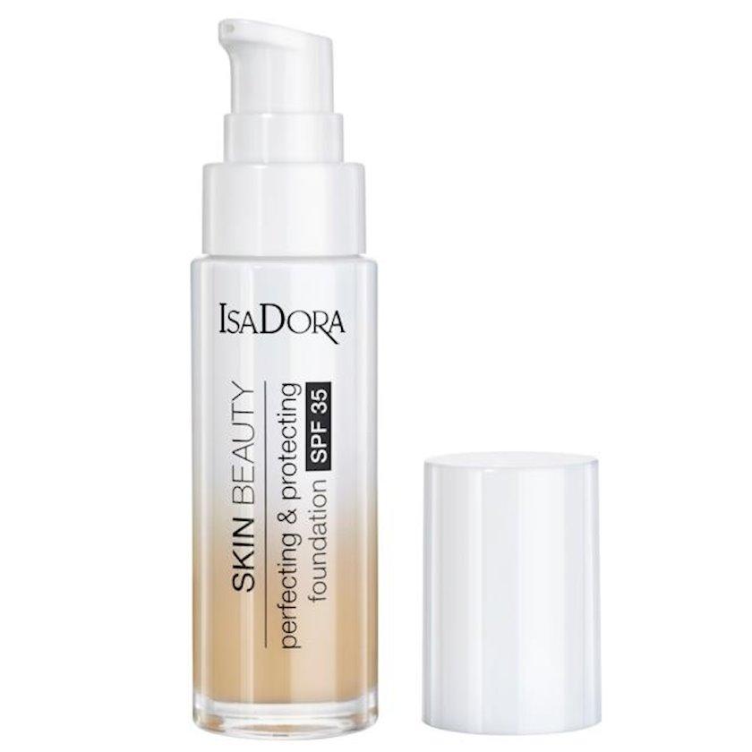 Üz üçün tonal krem Skin Beauty Perfecting & Protecting Foundation SPF35, 30 ml