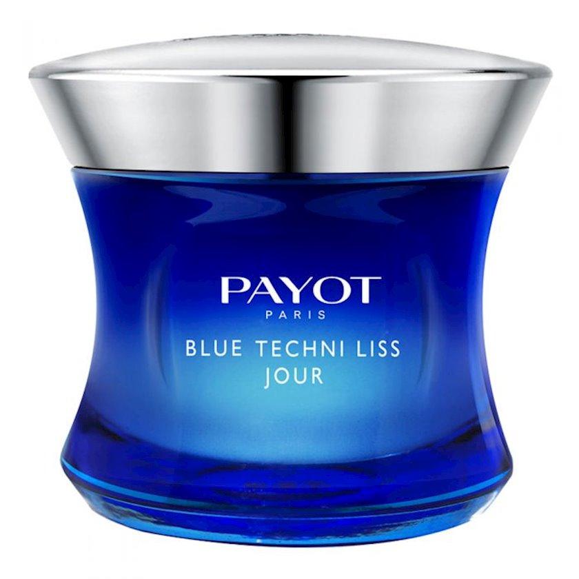 Gündüz üz kremi Payot Blue Techni Liss Jour, 50 ml