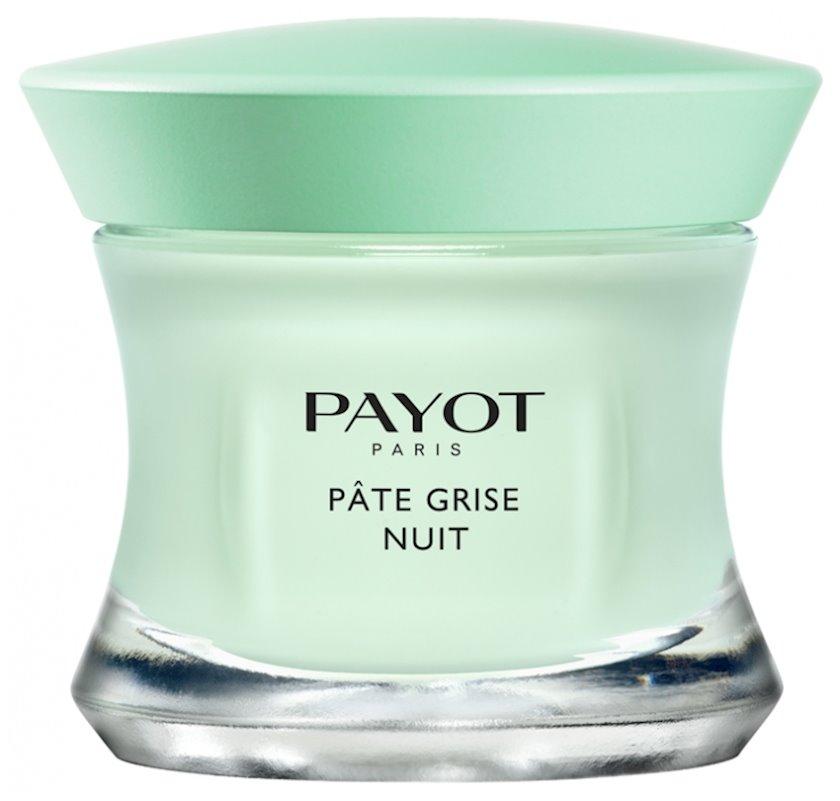 Gecə üz kremi Payot Pâte Grise Night, 50 ml