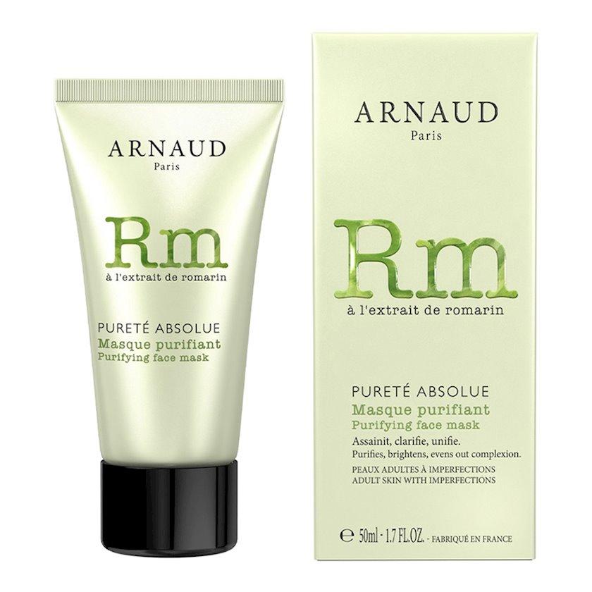 Təmizləyici krem-maska Arnaud Paris Purete Absolue Purifying yaşlı yağlı dəri üçün, 50 ml