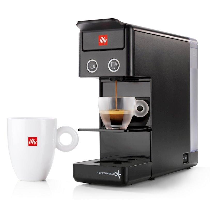 Qəhvə maşını Illy Iperespresso Y3.2 Espresso & Coffee Machine Black