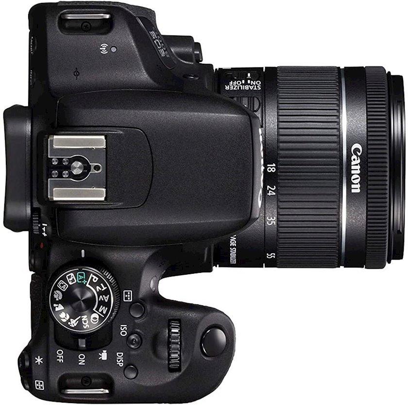 Fotoaparat Canon D.CAMERA EOS 800D 1855 RU