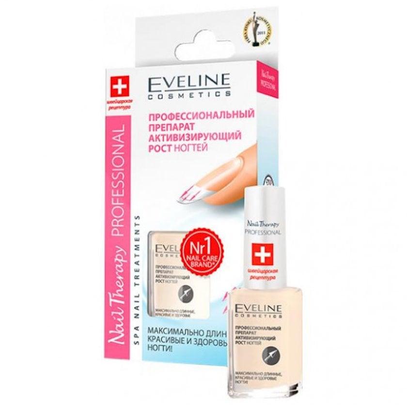 Professional dırnaq uzadma aktivatoru, Eveline nail therapy professional, 12 ml
