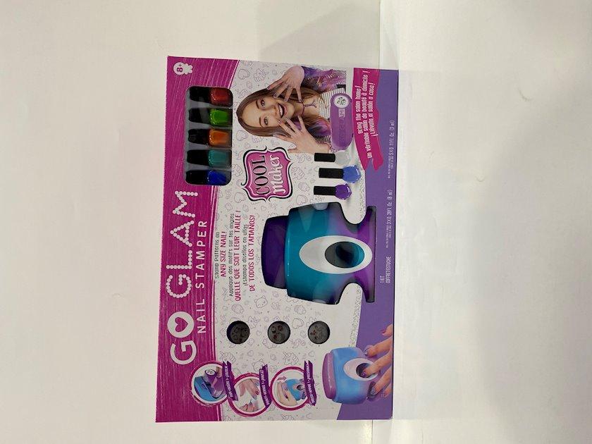 Uşaq kosmetikası Go Glam Nail Stamper