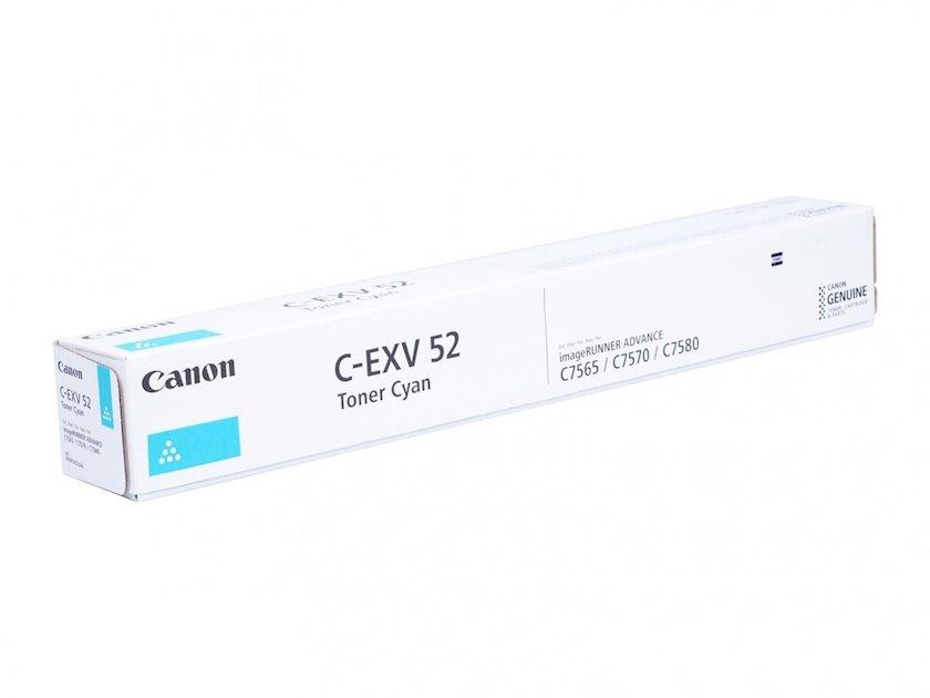 Kartric Canon C-EXV 52, mavi