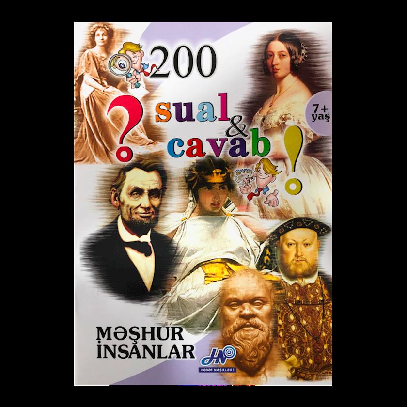 Kitab 200 Sual və Cavab: Məşhur insanlar