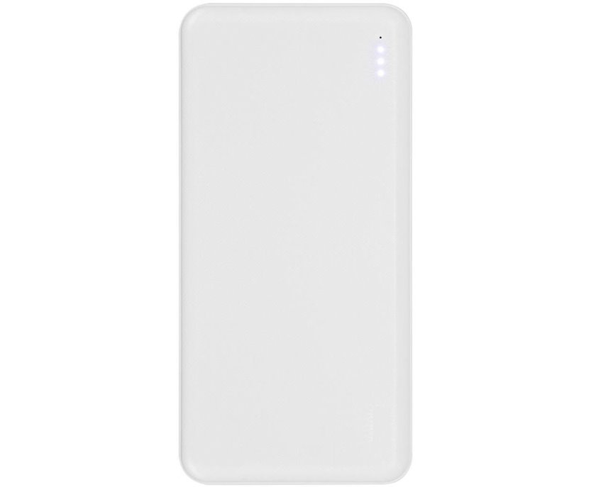 Xarici akkumulyator 2Е 10000mA/h, PD, QC3.0, MicroUSB, Type-C, White