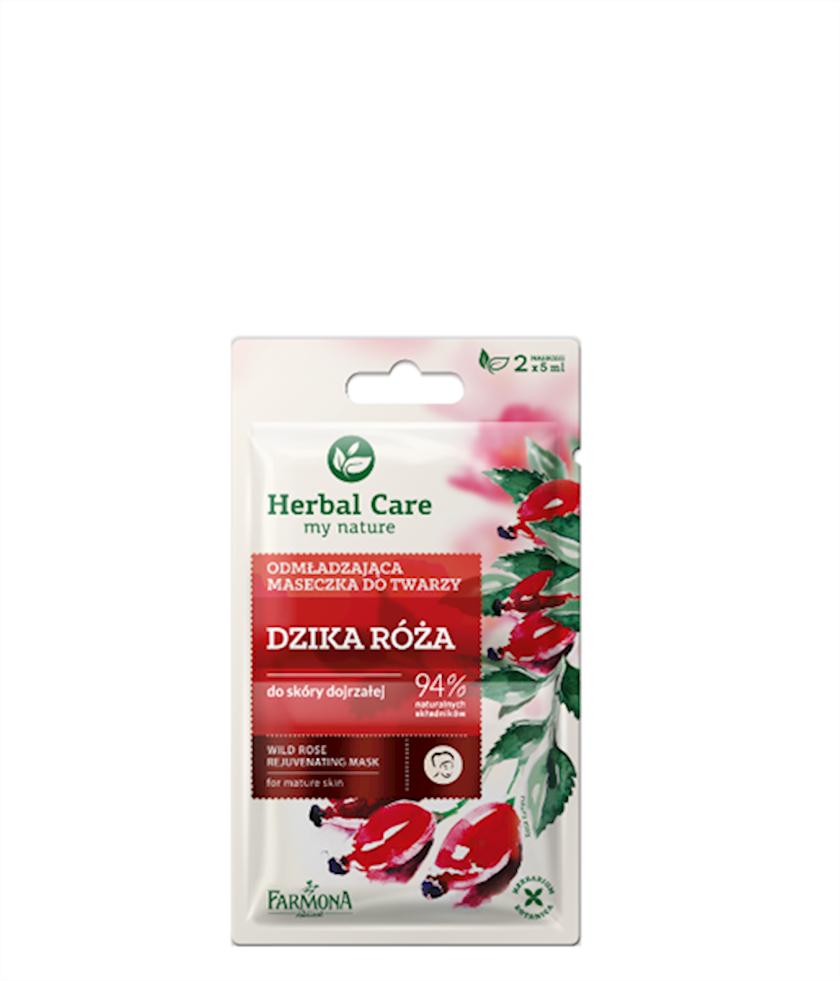 Maska üz üçün Farmona Wild Rose Rejuvenating  İtburnu Cavanlaşdırıcı