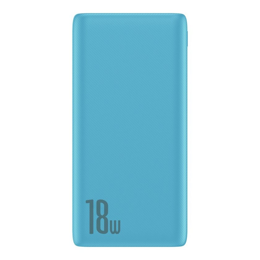 Powerbank Baseus Bipow Quick Charge Power Bank PD+QC 10000mAh Blue