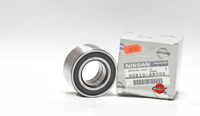 Qabaq stupisanın poçevniki Nissan avtomobili üçün 40210AX000