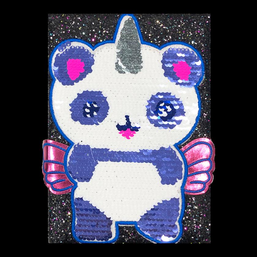 Bloknot parıltılı Panda
