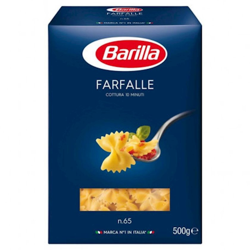 Makaron Barilla №50 Farfalle 500 q