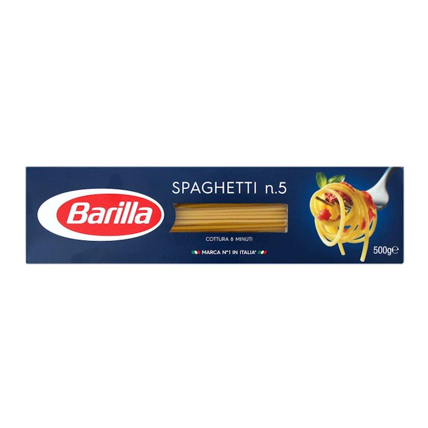 Makaron Barilla №5 Spaghetti №5 500 q