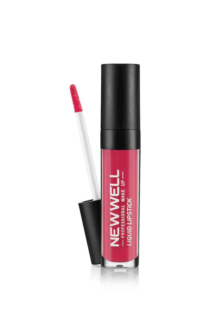 Maye pomada New Well Liquid Lipstick №218
