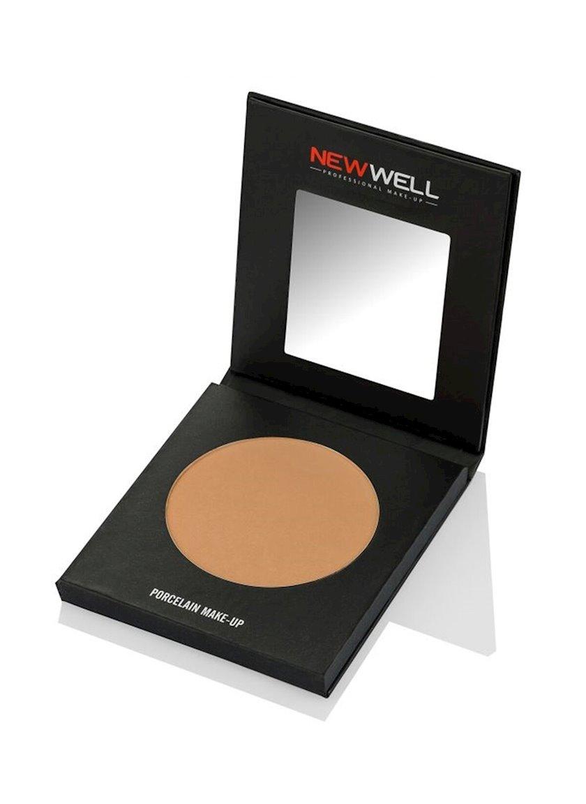 Kompakt kirşan New Well  Powder Porcelain Make-Up 24, 12 g