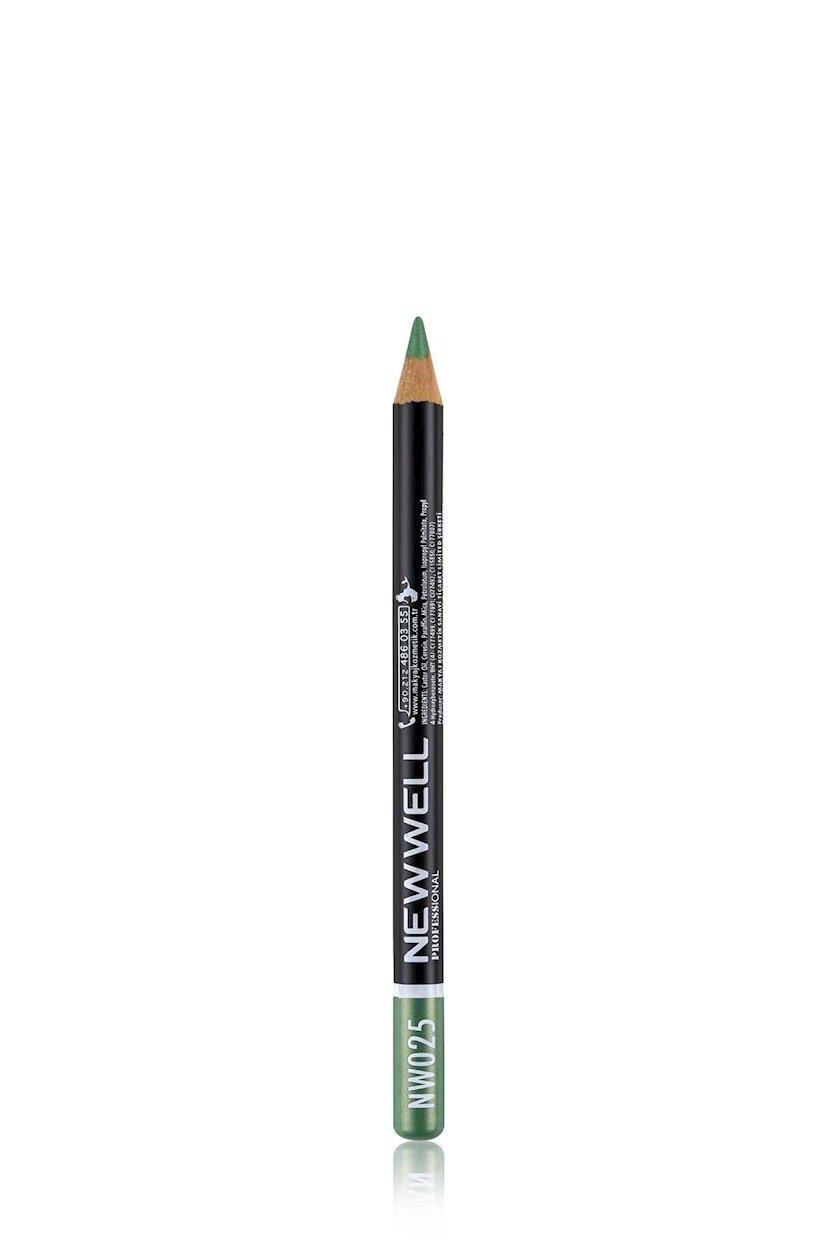 Göz qələmi New Well  Eye Pencil NW-025
