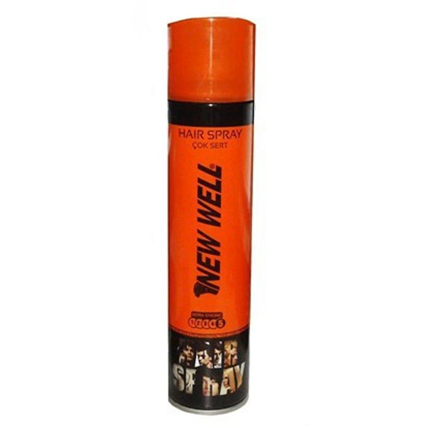 Saç lakı New Well Ultra Strong 400 ml