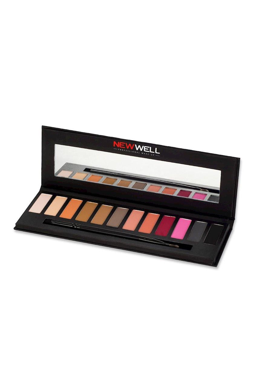 Kölgələr paleti New Well Derma Eyeshadow Palette NW 41