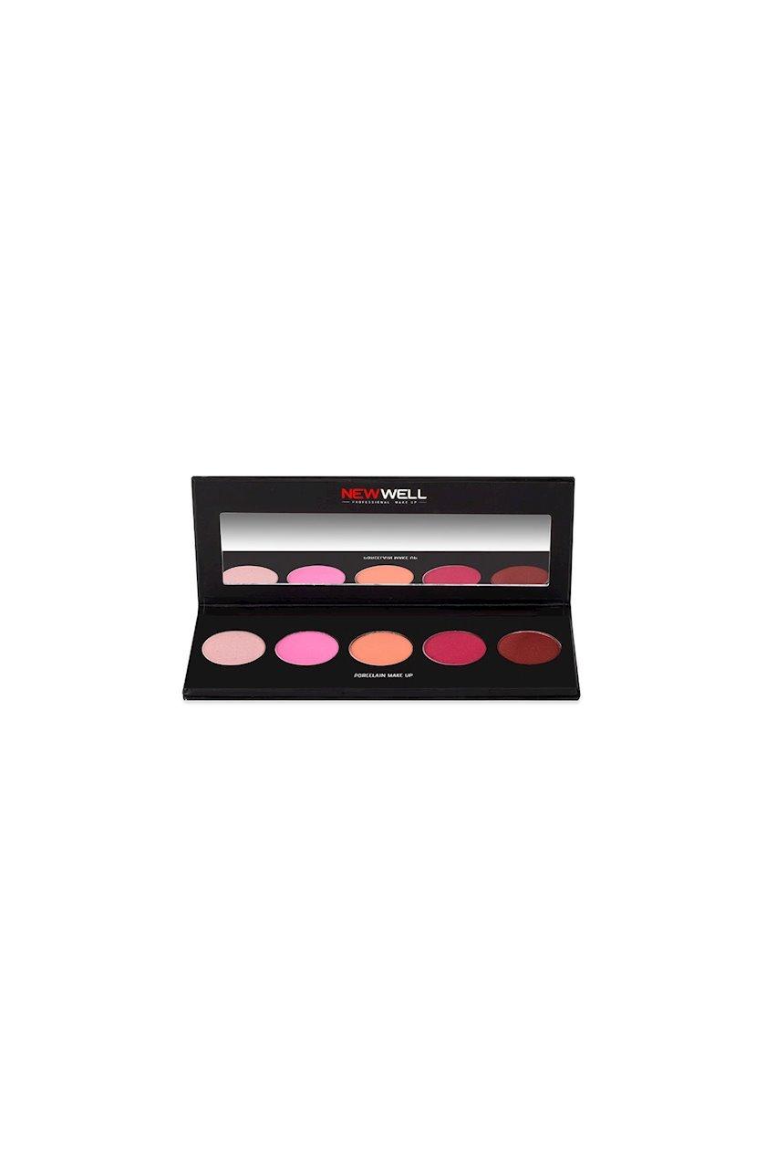 Kölgələr paleti New Well Derma Eyeshadow Palette 5