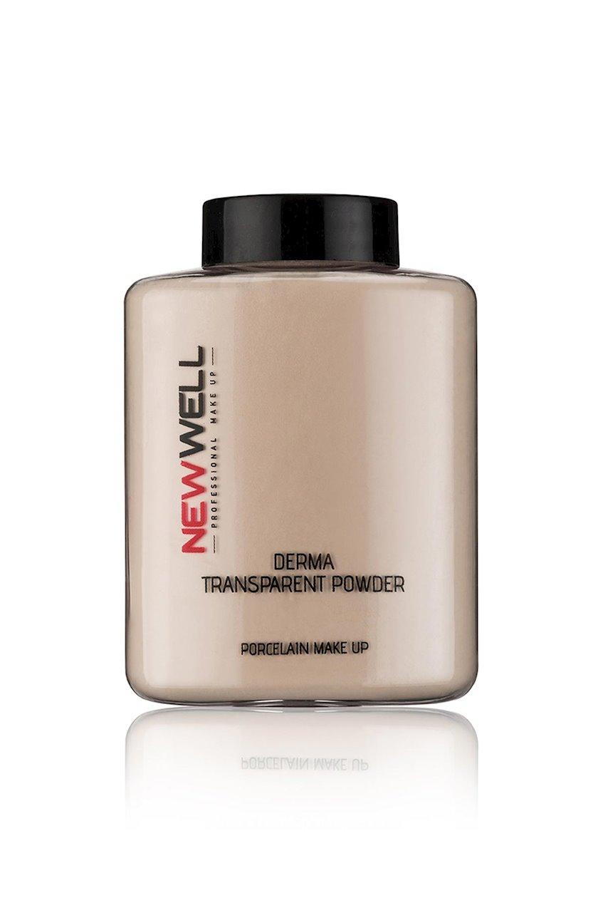 Səpmə kirşan New Well Derma Transparent Powder 02 40 q