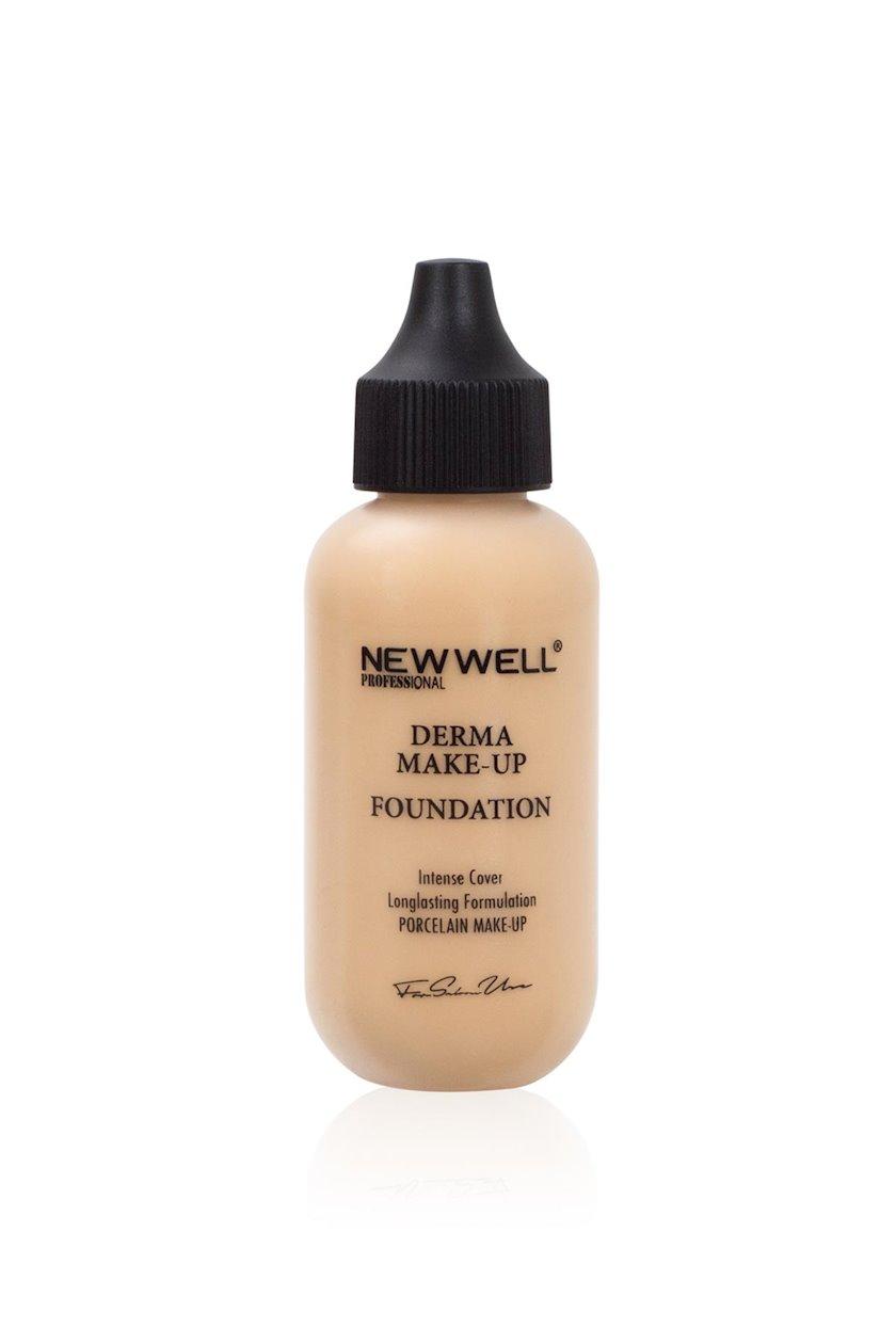 Tonal krem New Well Derma Makeup Foundation Intense Cover 03, 50 ml