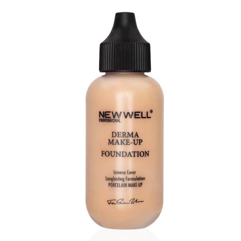 Tonal krem New Well Derma Makeup Foundation Intense Cover 08, 50 ml