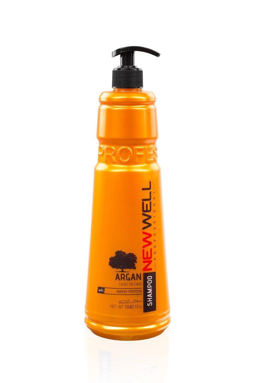 Şampun New Well Argan 1000 ml