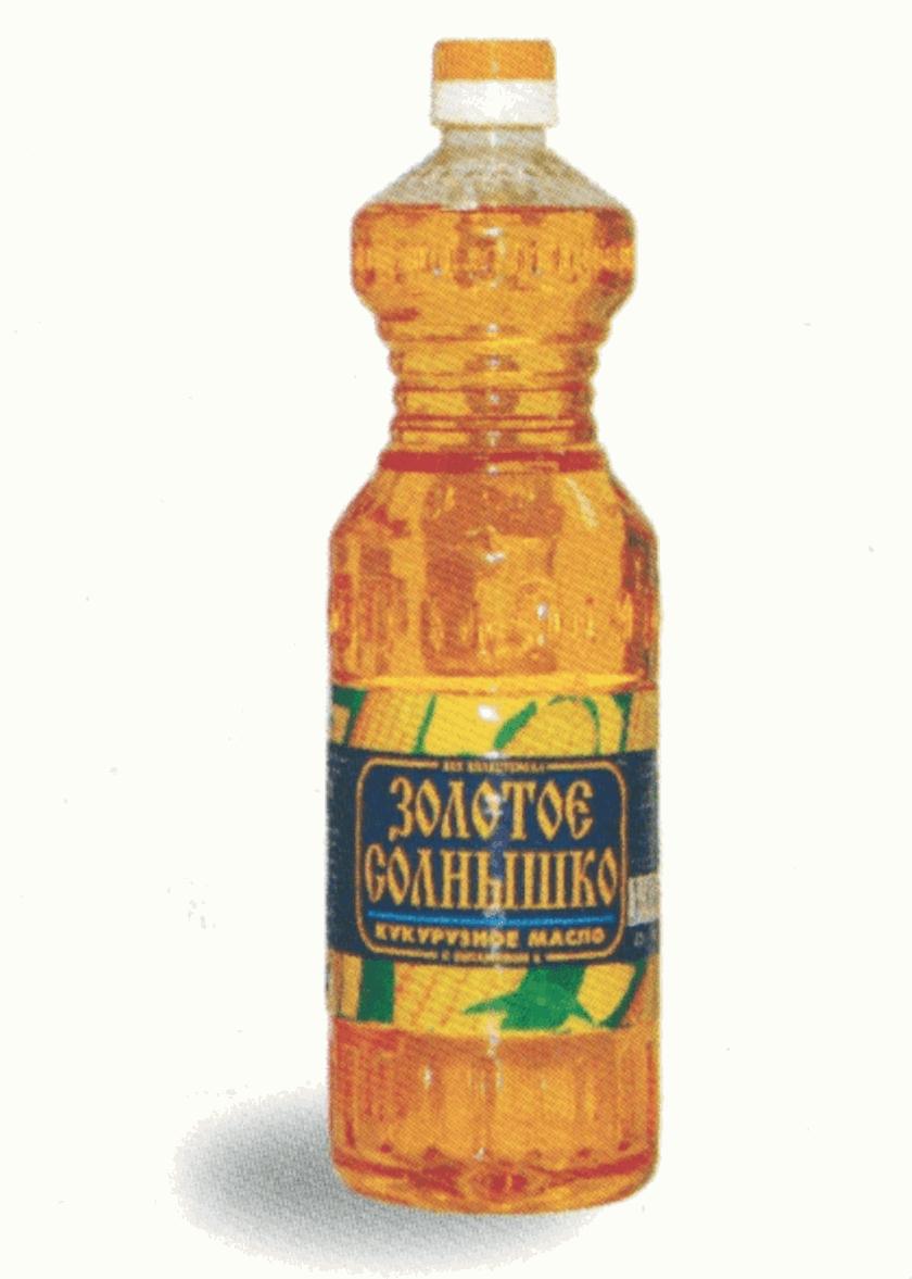 Qarğıdalı yağı Золотое Солнышко 2 L