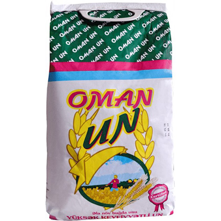 Buğda unu Oman 5 kq