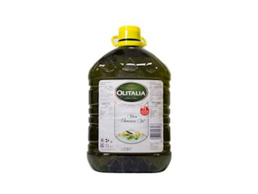 Zeytun yağı Olitalia Pomas Oil 5 l