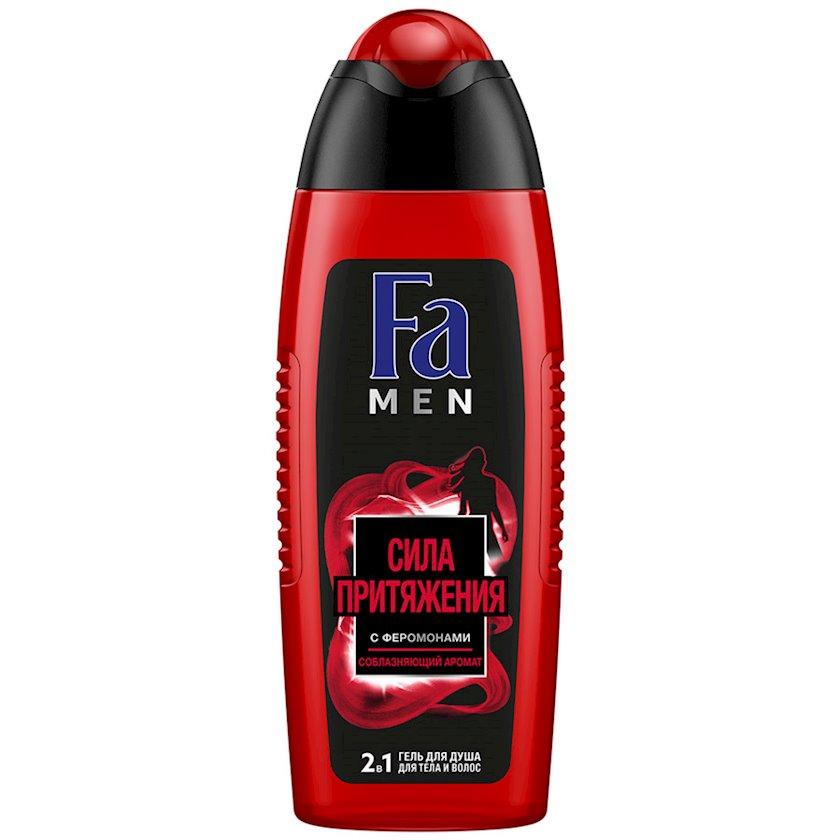 Duş üçün gel  Fa Shower Gel Attraction Force 250 ml