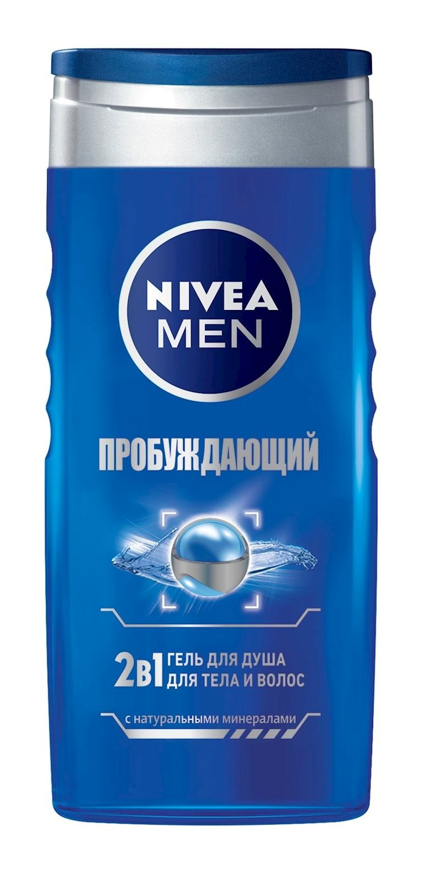 Duş üçün gel  Nivea Oyadan 250 ml