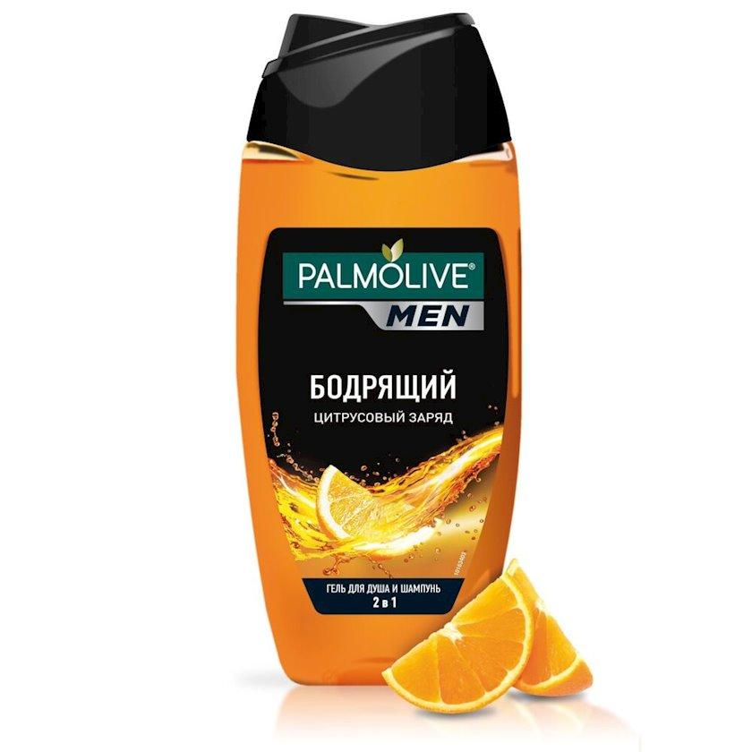 Duş üçün gel Palmolive Sitrus enerjisi, 250 ml