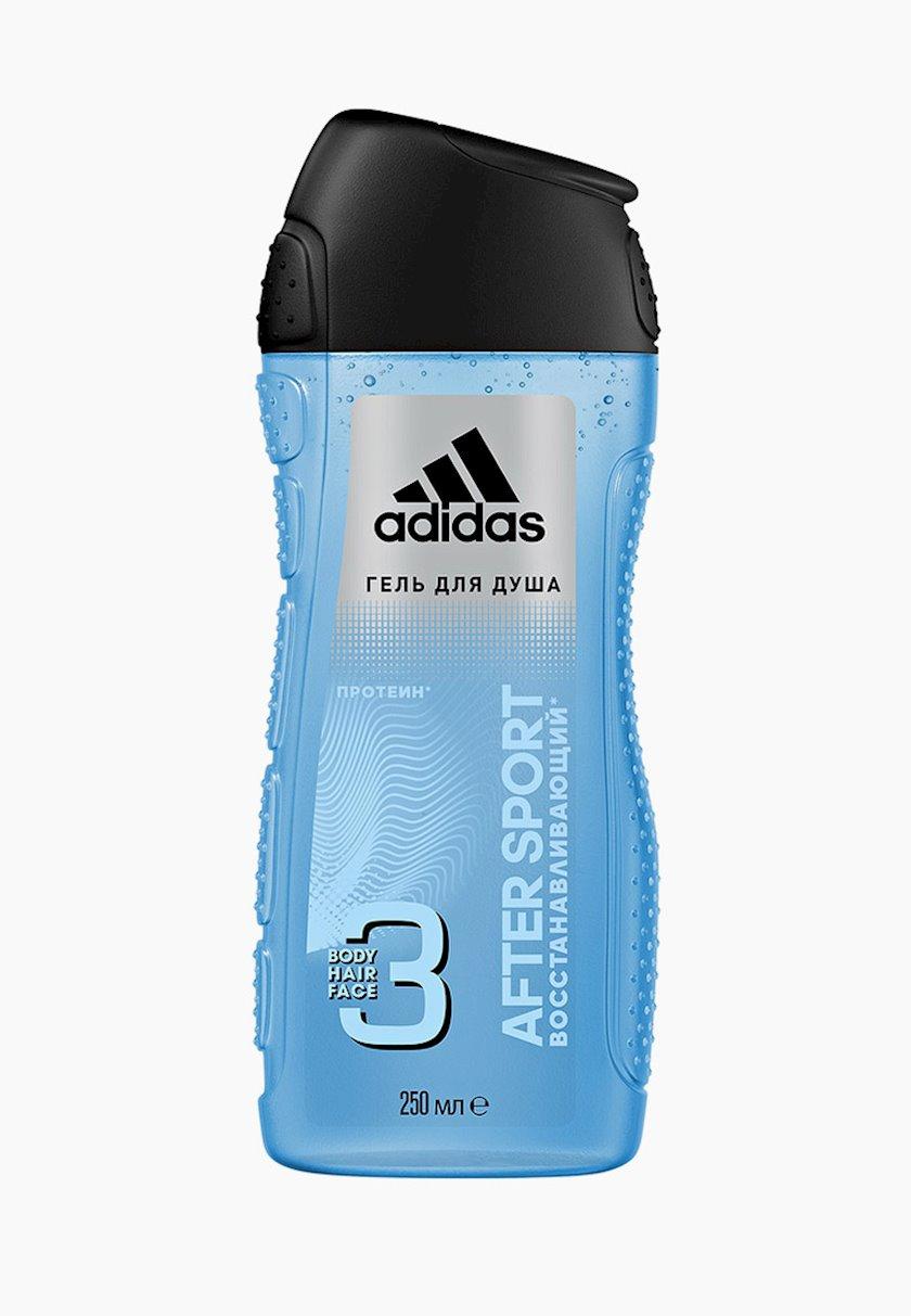 Duş üçün gel  Adidas After Sport  3-ü 1-də 250 ml