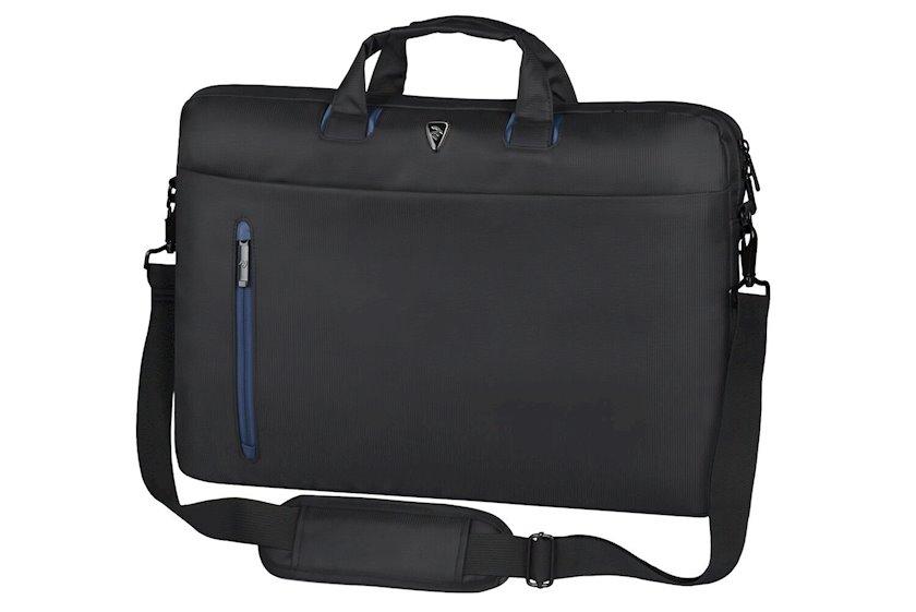 Çanta noutbuk üçün 2E CBN417BK Laptop Bag 17, black