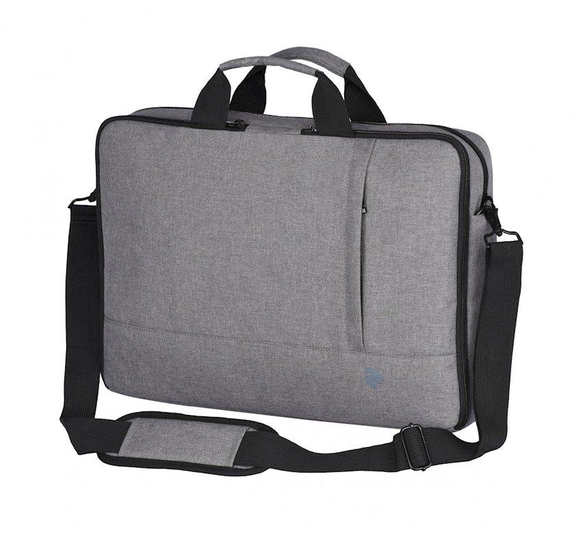Çanta noutbuk üçün 2E Laptop Bag, Strict 16, Grey