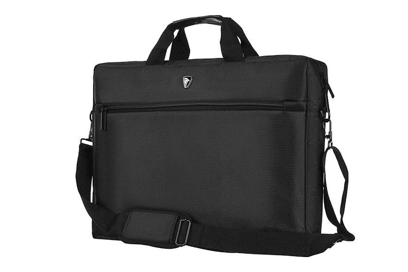 Çanta noutbuk üçün 2E Laptop Bag 17, Beginner, Black