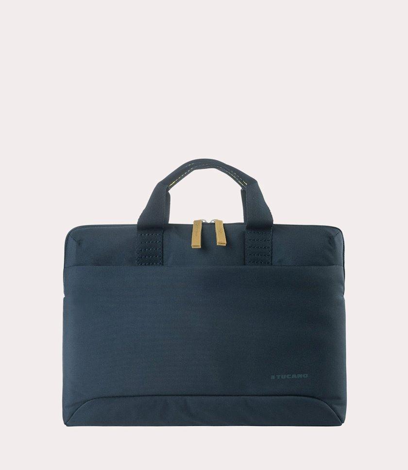 Çanta noutbuk üçün Tucano Svolta Slim Bag 13.3/14, göy