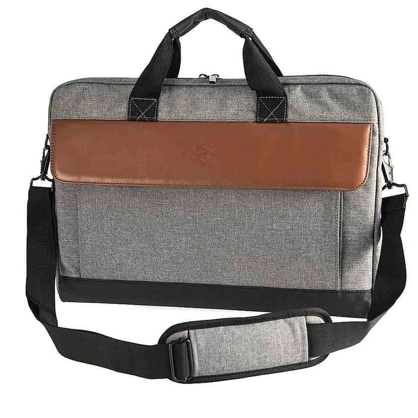 Çanta noutbuk üçün 2E CBP716GR 16, boz