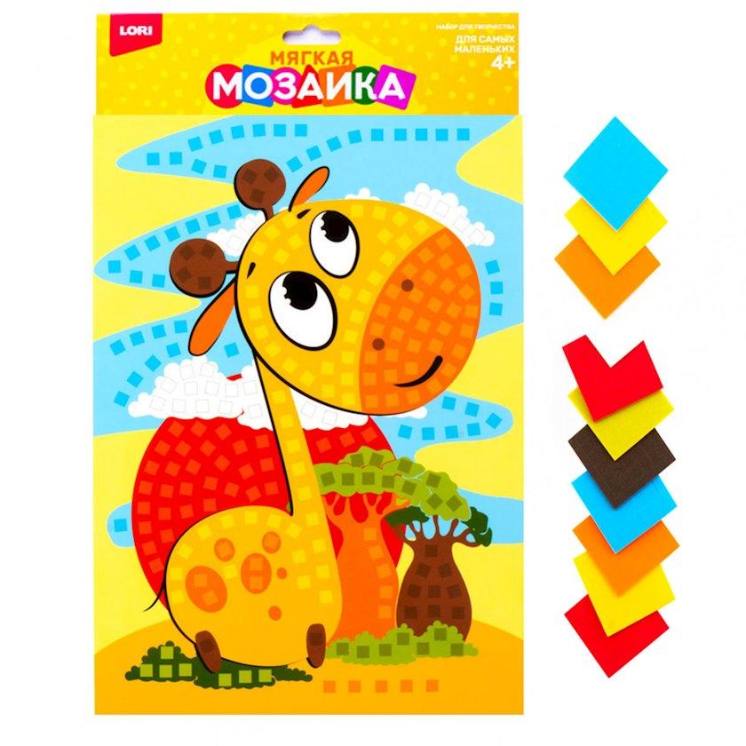 Yumşaq mozaika Lori Böyük dəst Zürafə Кэ-011