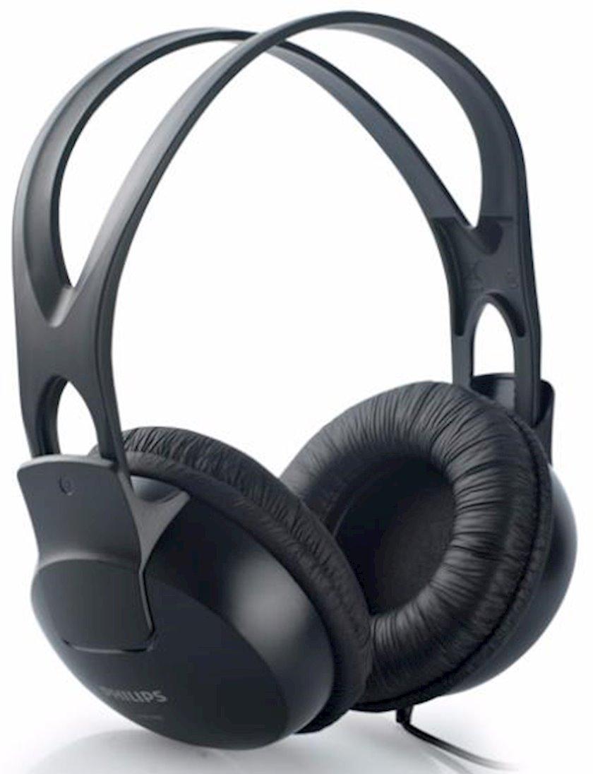 Simli qulaqlıq Philips SHP1900 Black