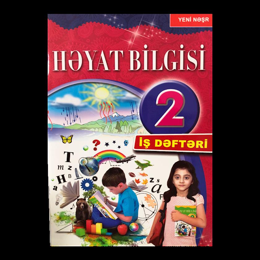 Kitab Həyat Bilgisi İş dəftəri 2-ci sinif