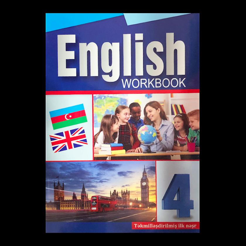 Kitab English Workbook 4th grade