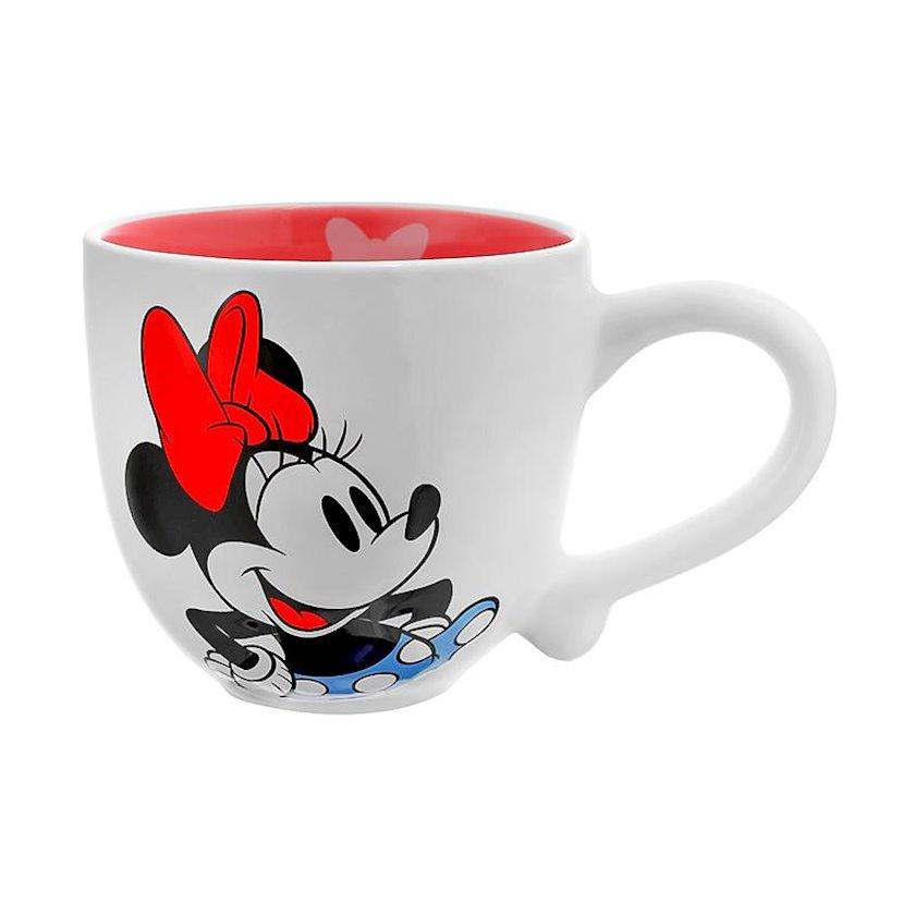 Keramik krujka Miniso Minnie Mouse Collection 720 ml