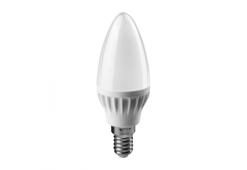 LED lampa ОНЛАЙТ OLL, E14, şam, 75Vt, 2700K