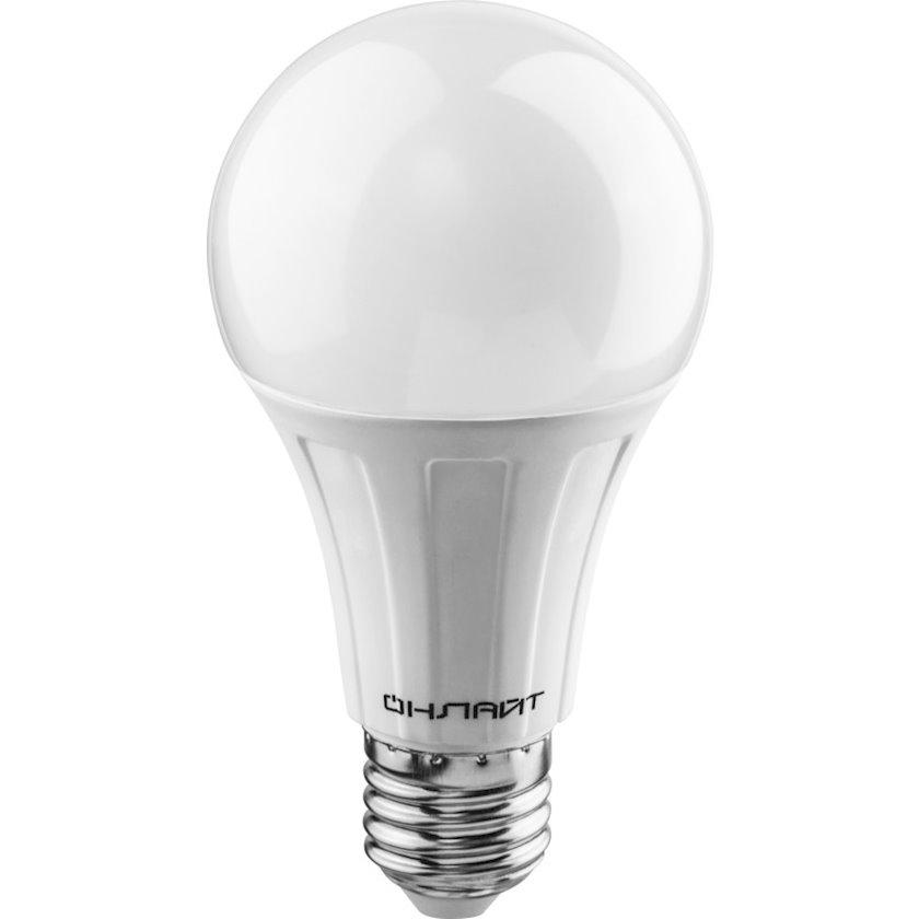 LED lampa ОНЛАЙТ OLL, E27, armudu, 180Vt
