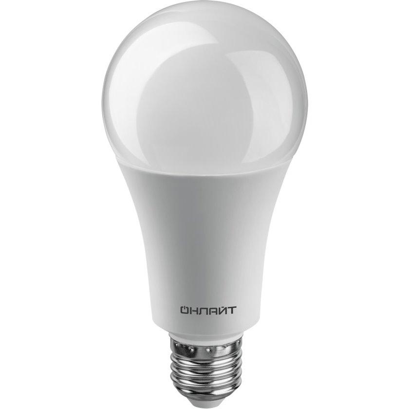 LED lampa ОНЛАЙТ OLL, E27, armudu, 250Vt, 2700K