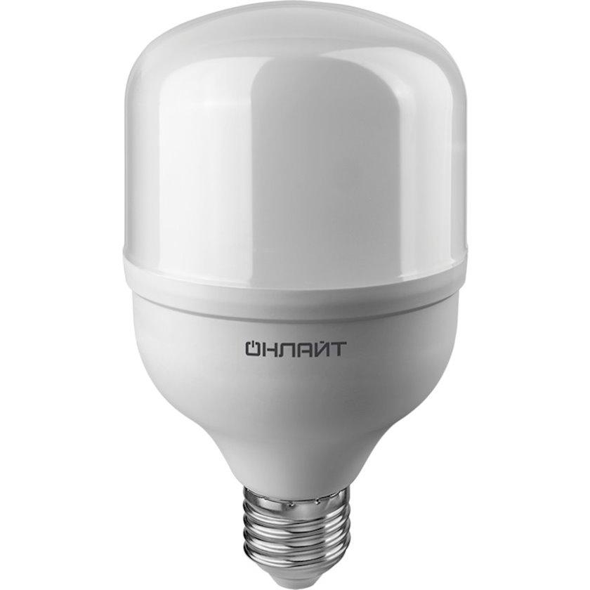LED lampa ОНЛАЙТ OLL, Е27, borusayaq, 30Vt, 6500K